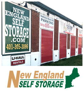 New England Self Storage Roosevelt Ave Pawtucket, RI