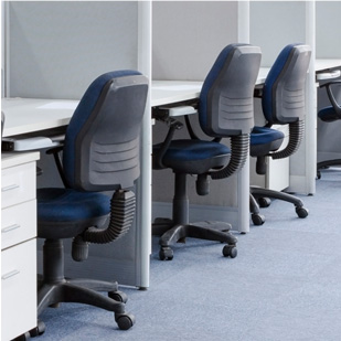 business furniture inventory storage units